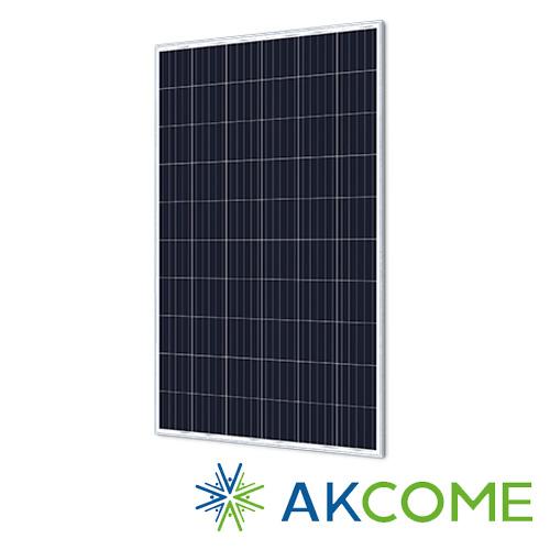 Akcome 275 Watt Poly 60 CELLS 5BB MODULE