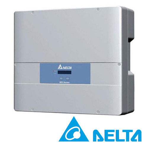 Delta 5kW Single Phase Hybrid Solar Inverter with Standalone Function Dual MPPT IP65