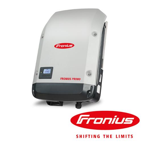 Fronius 8.2kW Single Phase PRIMO Solar Inverter Dual MPPT IP65 AC With WIFI