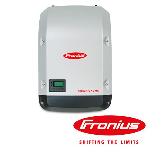 Fronius 12.5kW 3 Phase SYMO Solar Inverter Dual MPPT IP65 AC With WIFI