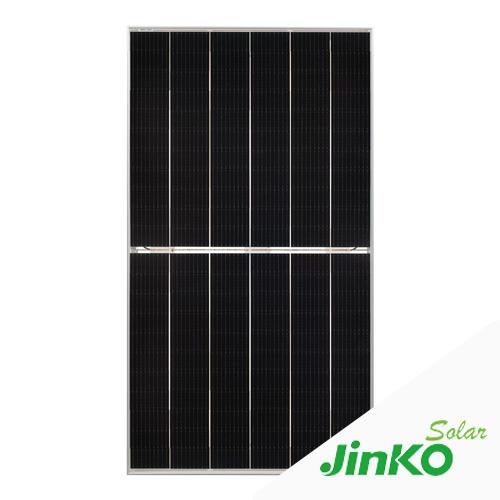 Jinko Tiger 390W PERCMono TR 132half-cell Black 35mm MC4