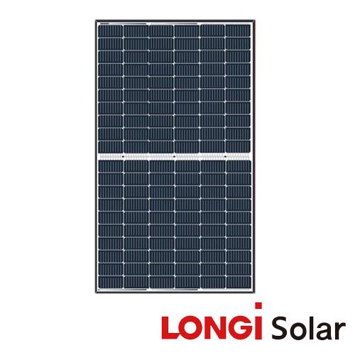 Longi LR4-60HPH 370W Mono Perc 120half-cell Black 35mm MC4-EVO2 12Y Warranty