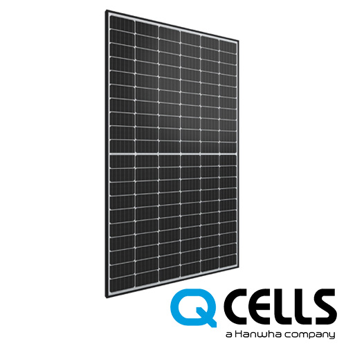 Q CELLS Q.PEAK DUO-G5+ 330W - 25 year product warranty