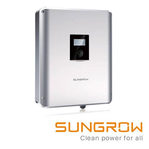 Sungrow 5kW Single Phase Solar Inverter Dual MPPT IP65 AC Battery Ready Hybrid With WIFI Capability